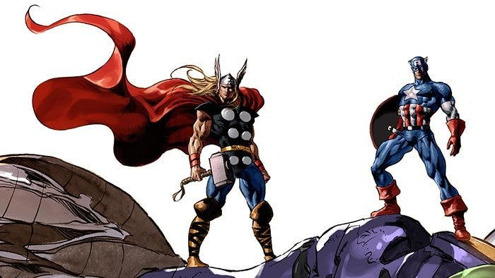 Capitán América es el nuevo Thor de los cómics de Marvel