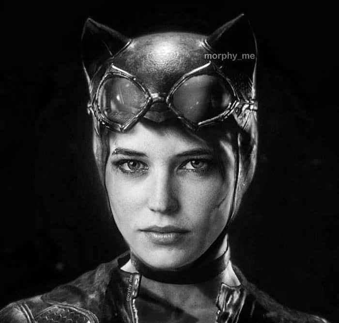 Así sería Eva Green como Catwoman en 'Gotham City Sirens'