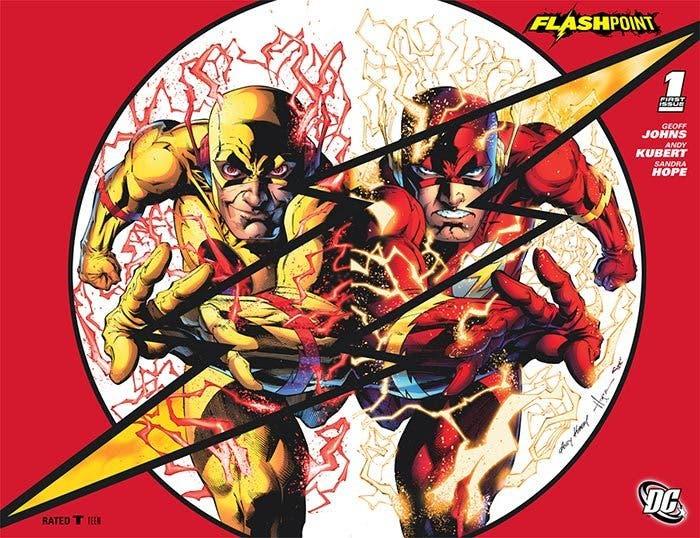 Warner podría estar planteando una película sobre 'Flashpoint'