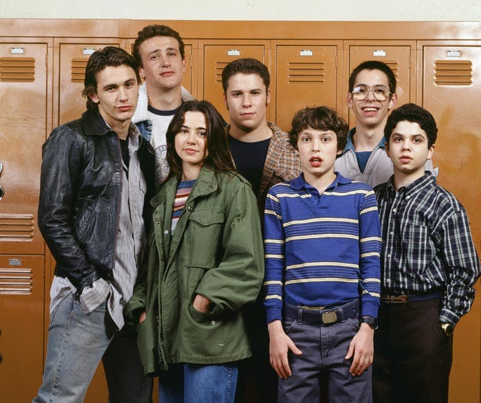 'Freaks and Geeks' en '13 Reasons Why'
