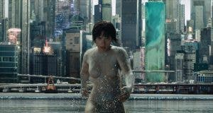 crítica de Ghost in the Shell
