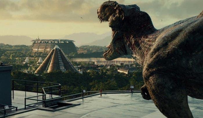 T-Rex en Jurassic World 2