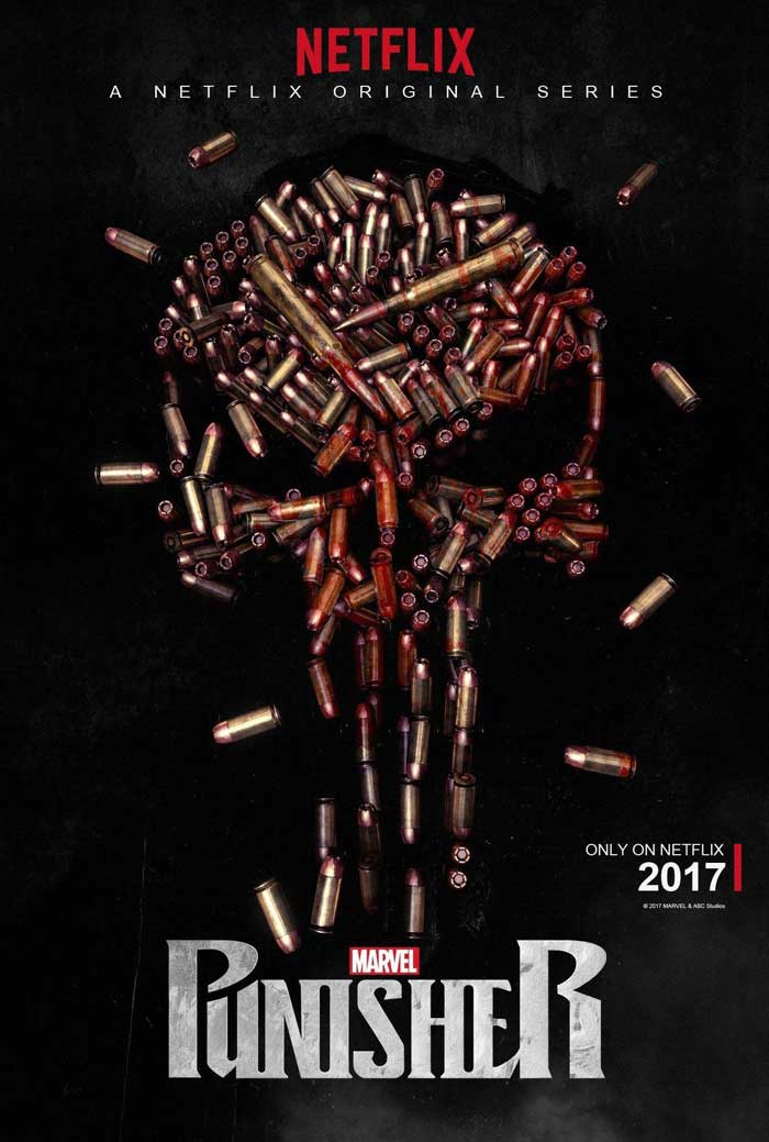 "El póster de 'The Punisher' (Netflix) ""fan made"" que revoluciona Internet"