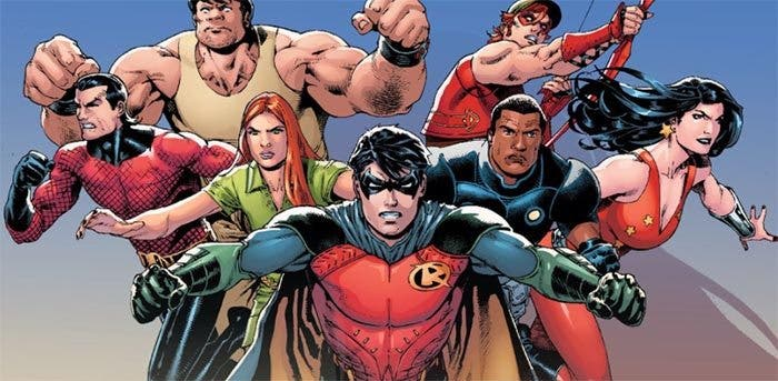 'Titans' (serie DC Comics)