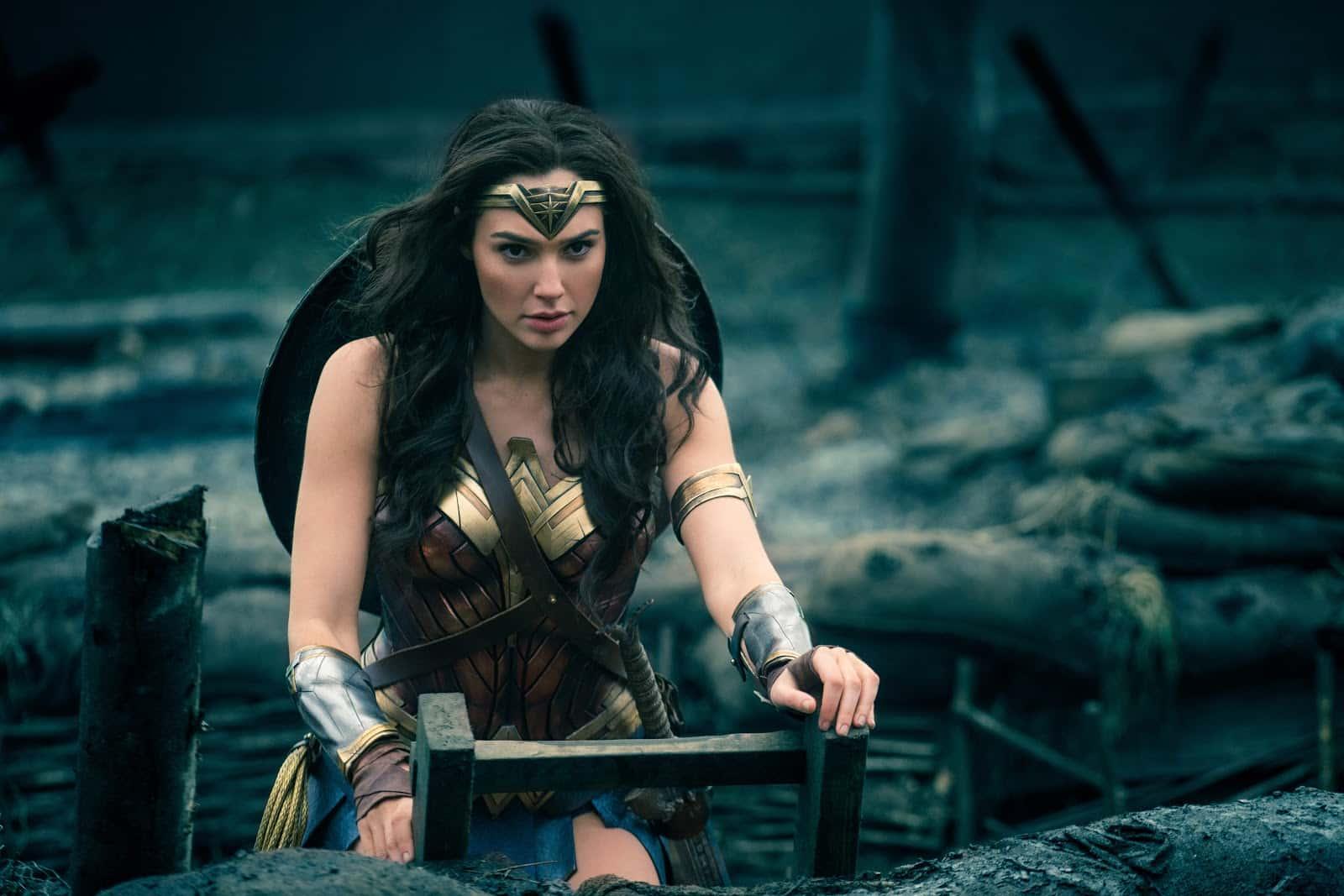 Ya está todo preparado para Wonder Woman 2
