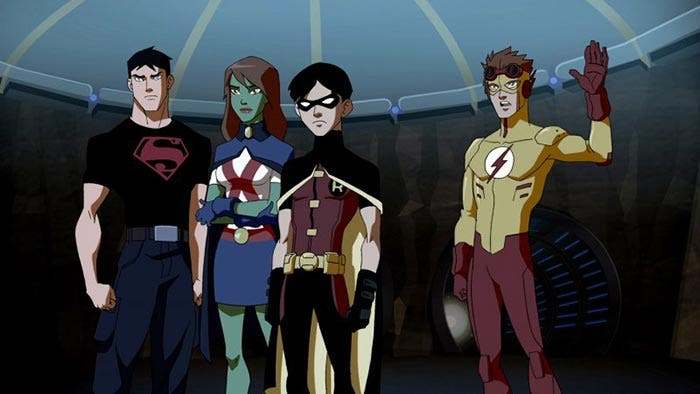'Young Justice: Outsiders' (serie DC Comics)