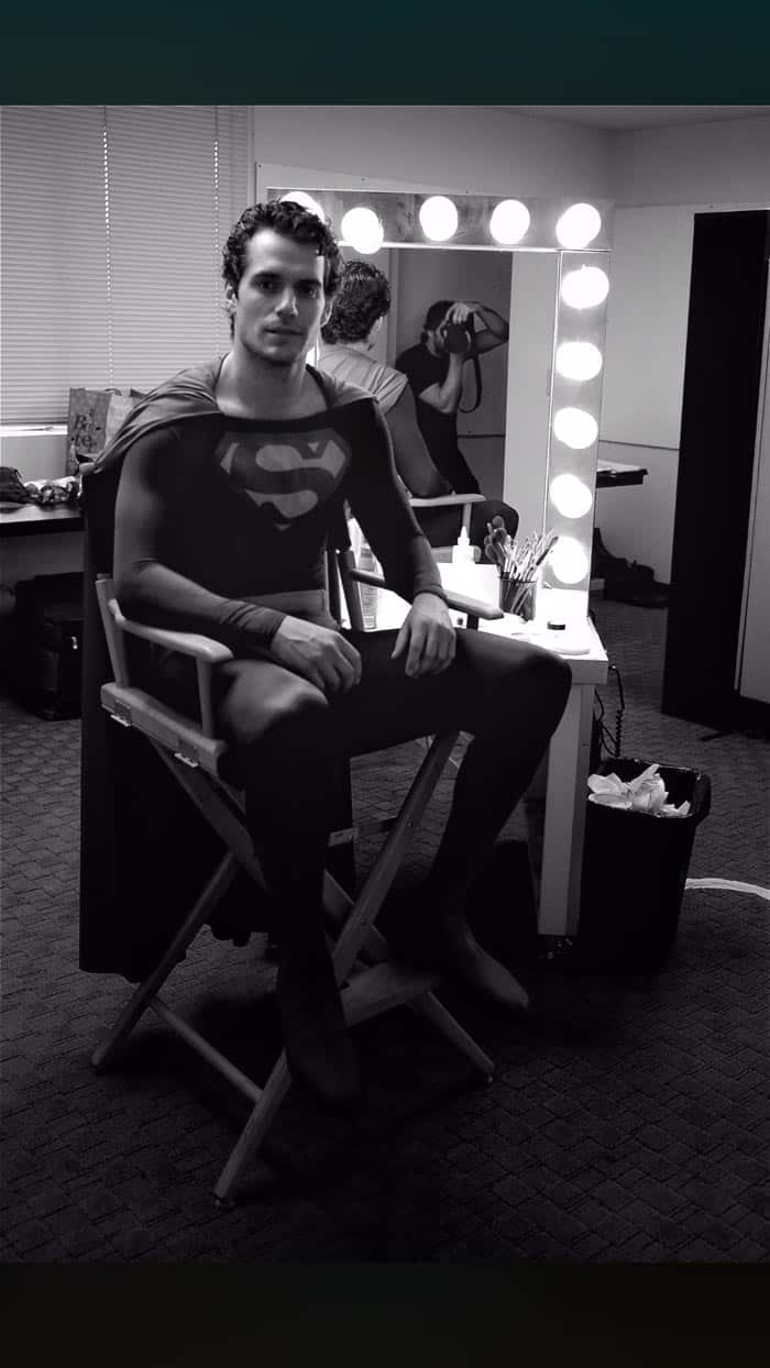 Zack Snyder comparte una imagen de Superman en la 'Liga de la Justicia'