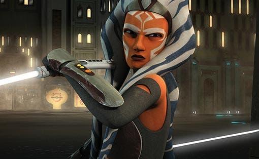 star wars Rebels / The clone wars