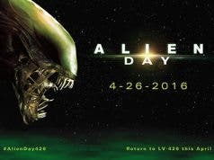 alien day Alien Covenant