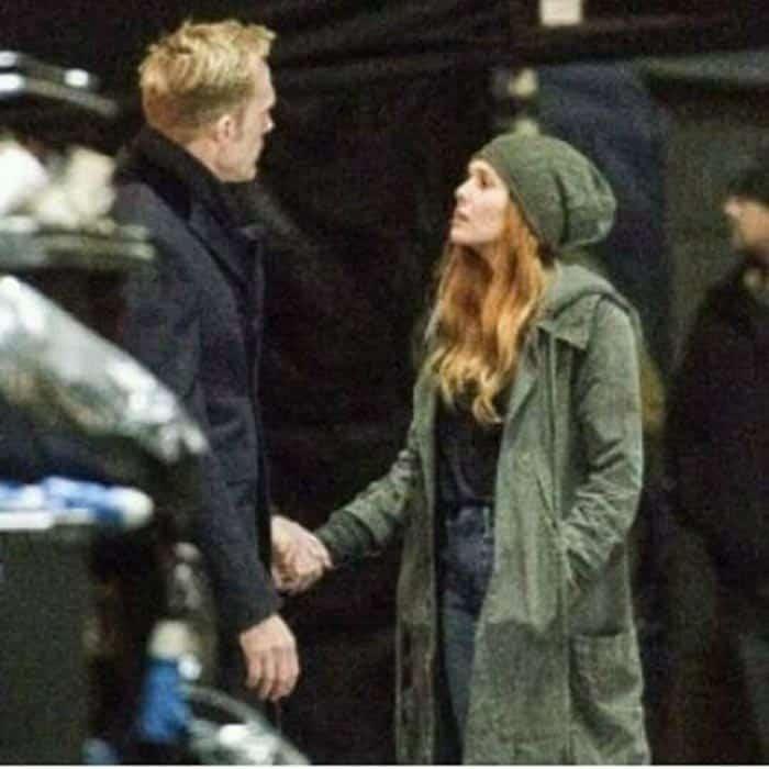 Nuevas imágenes del romance que veremos en 'Vengadores: Infinity War'
