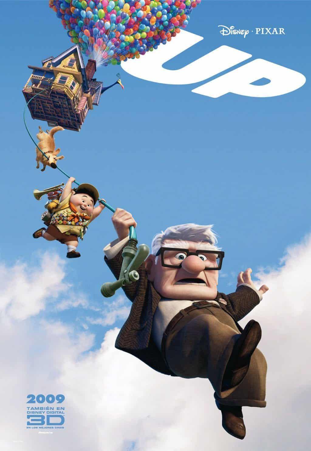 Poster de 'Up'