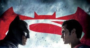 Poster de 'Batman v. Superman: El amanecer de la justicia'