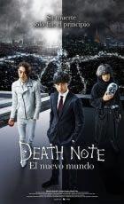 Poster de 'Death Note: El nuevo mundo'