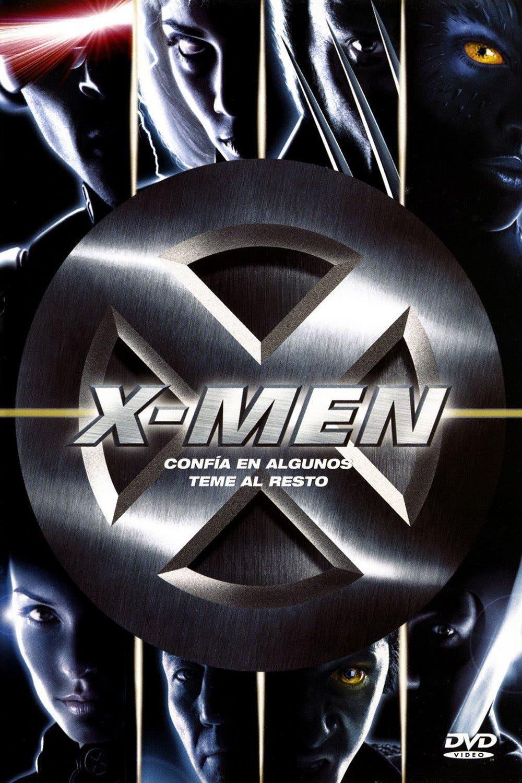 Poster de 'X-Men'