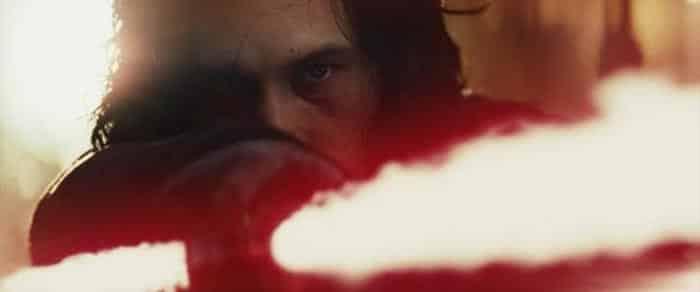 Polémica con la cicatriz de Kylo Ren en 'Star Wars: Los Últimos Jedi'