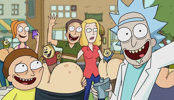 La tercera temporada de 'Rick y Morty' ya tiene fecha de estreno