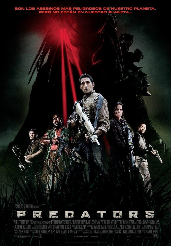Poster de 'Predators'