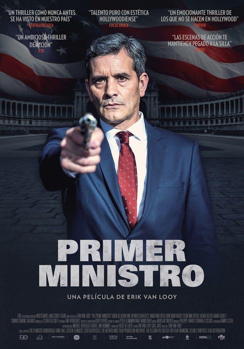 Poster de 'Primer ministro'