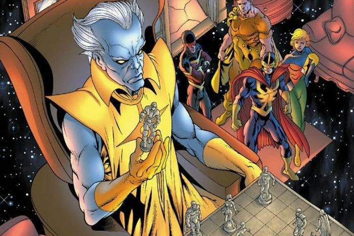Grandmaster o Gran Maestro en los cómics de Marvel