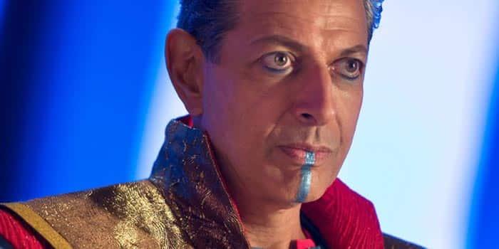 Grandmaster o Gran Maestro en Thor: Ragnarok Jeff Goldblum