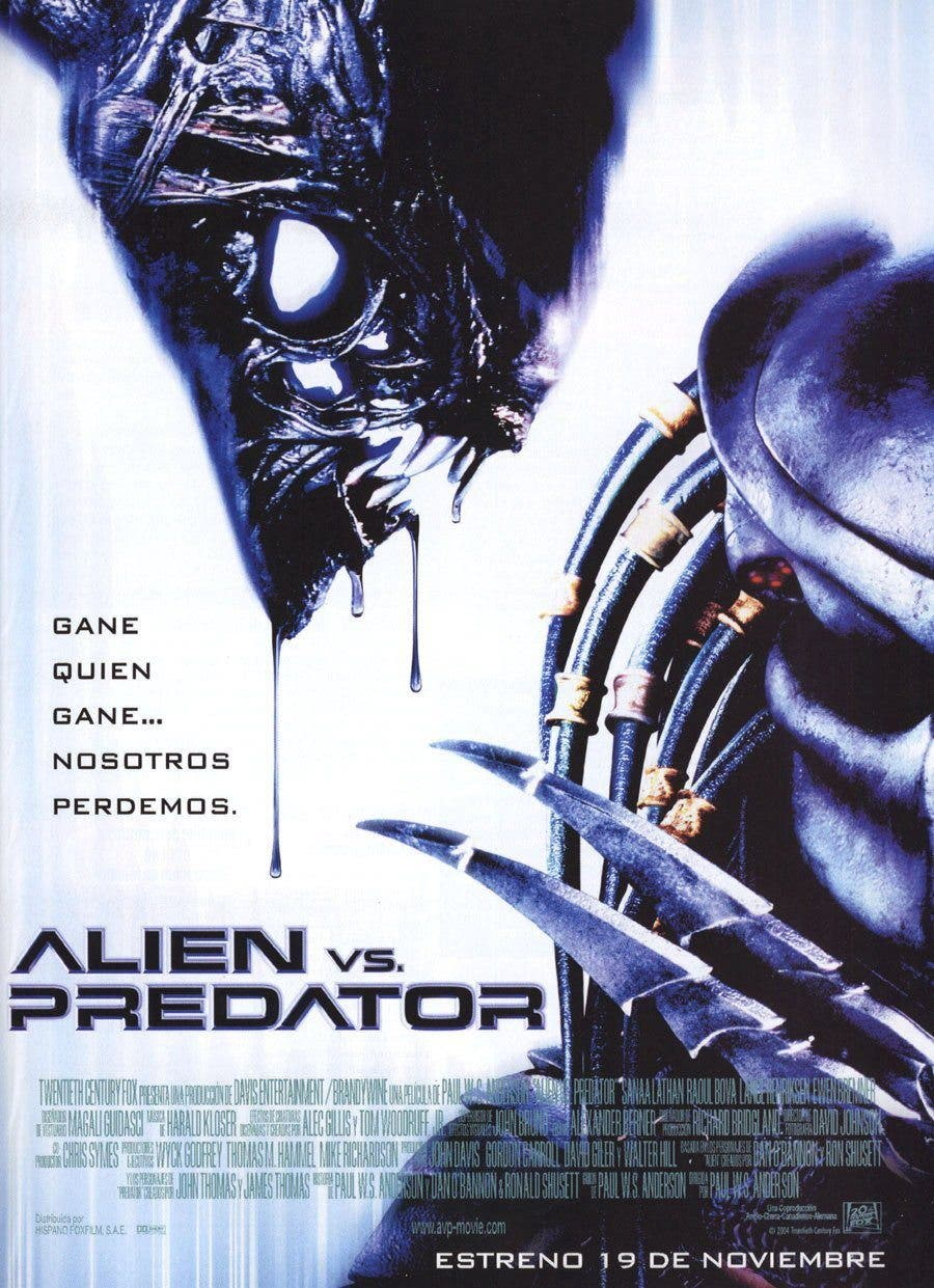 Poster de 'Alien vs. Predator'