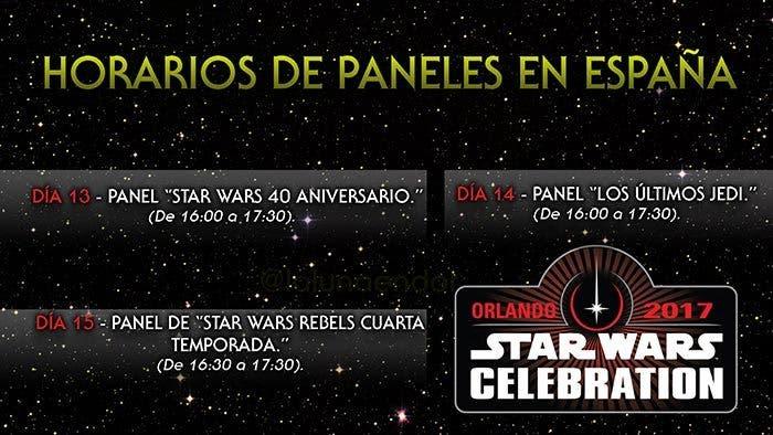 Horarios para ver el tráiler de 'Star Wars: Los Últimos Jedi' en España y Latinoamérica