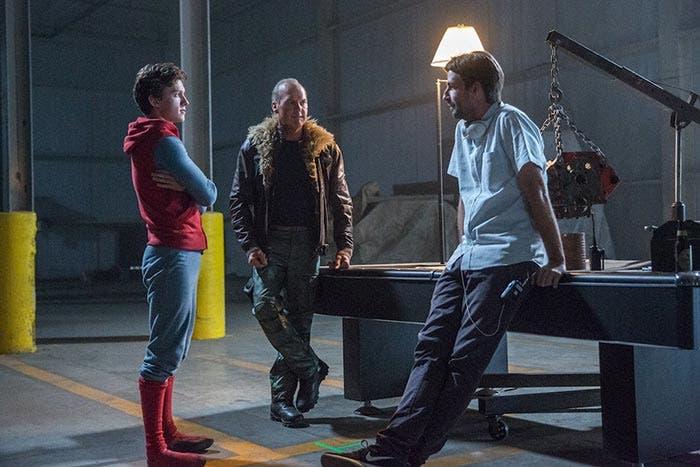 'Spider-Man: Homecoming': Nuevas imágenes de Spider-Man en acción