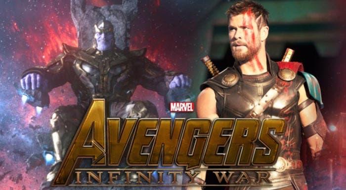 Thor - Vengadores: Infinity War