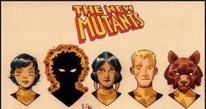inicio produccion pelicula x-men new mutants
