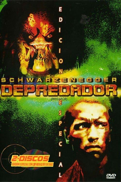 Poster de 'Depredador'
