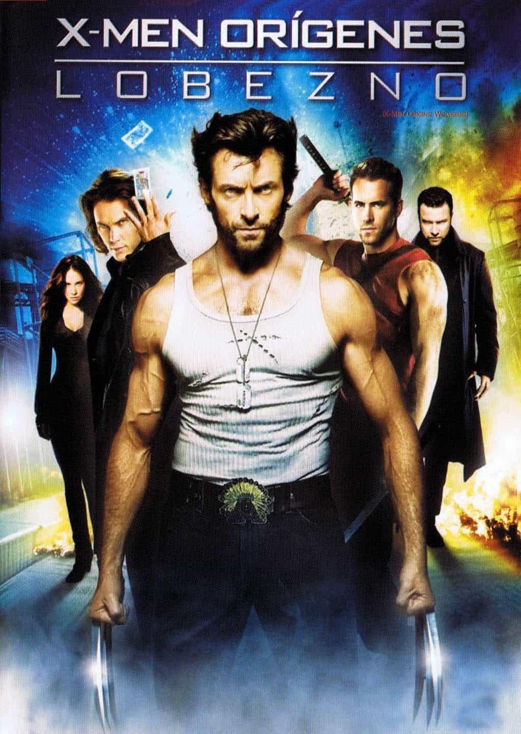 Poster de 'X-Men Orígenes: Lobezno'