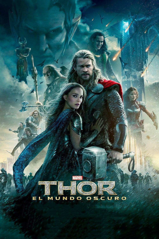 Poster de 'Thor: El mundo oscuro'
