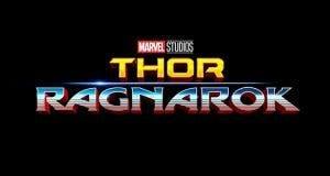 Logo oficial de 'Thor: Ragnarok' (Marvel Studios, 2017)