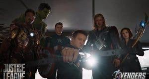 Así serían Los Vengadores con el estilo de la 'Liga de la Justicia'