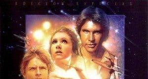 Poster de 'La guerra de las galaxias. Episodio IV: Una nueva esperanza'