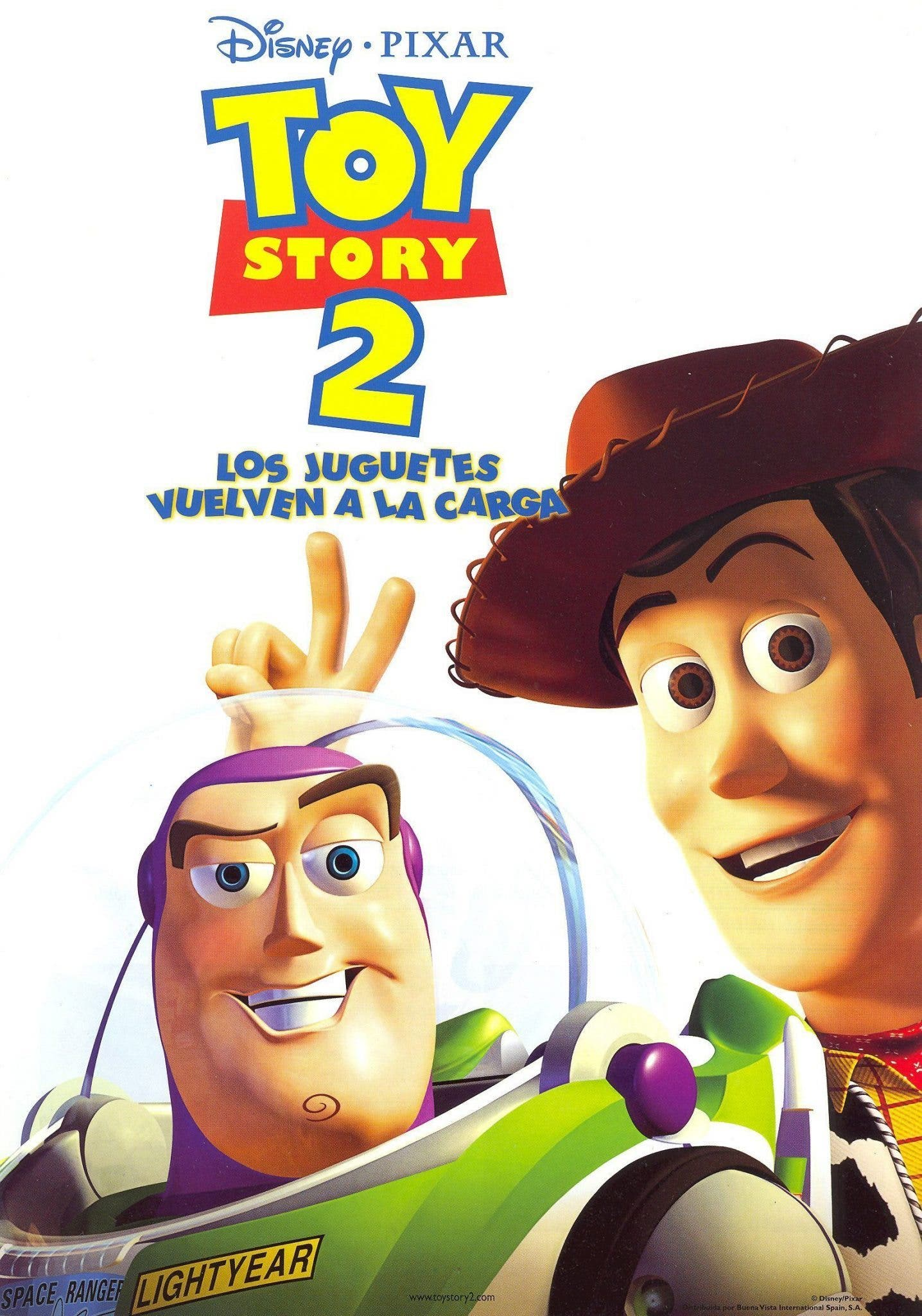 Poster de 'Toy Story 2'