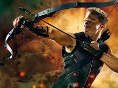 Extraña imagen publicada por Ojo de Halcón en 'Vengadores: Infinity War'