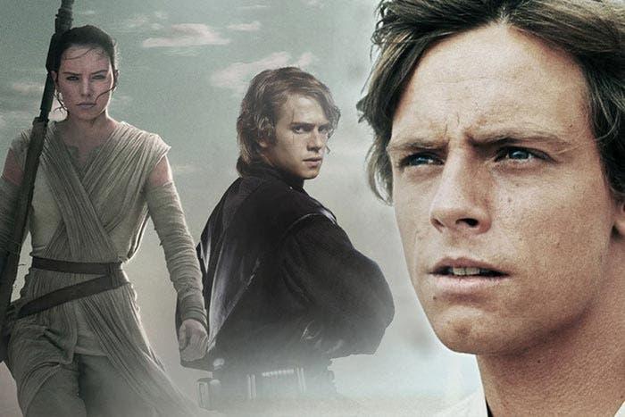 Reveladas las películas de Star Wars que veremos después del Episodio 9