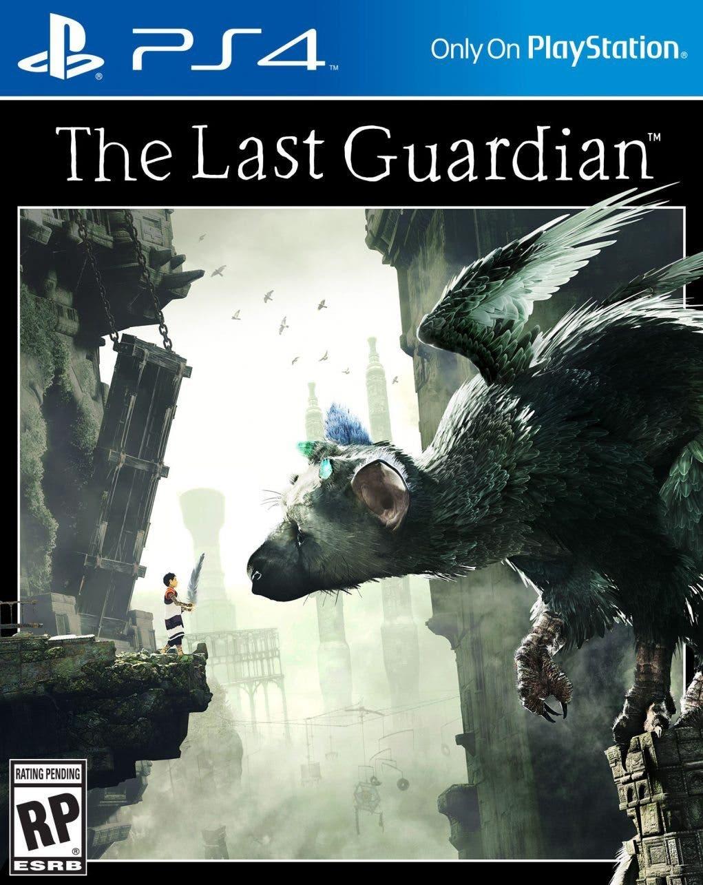 portada The Last Guardian