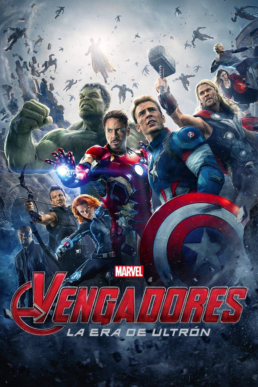 Poster de 'Vengadores: La era de Ultron 'Poster de 'Vengadores: La era de Ultron '