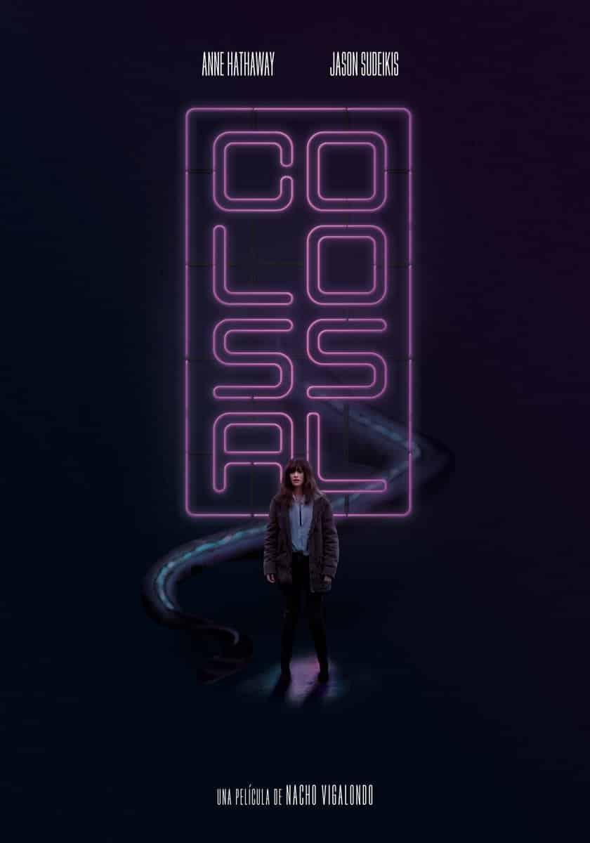 Poster de 'Colossal'