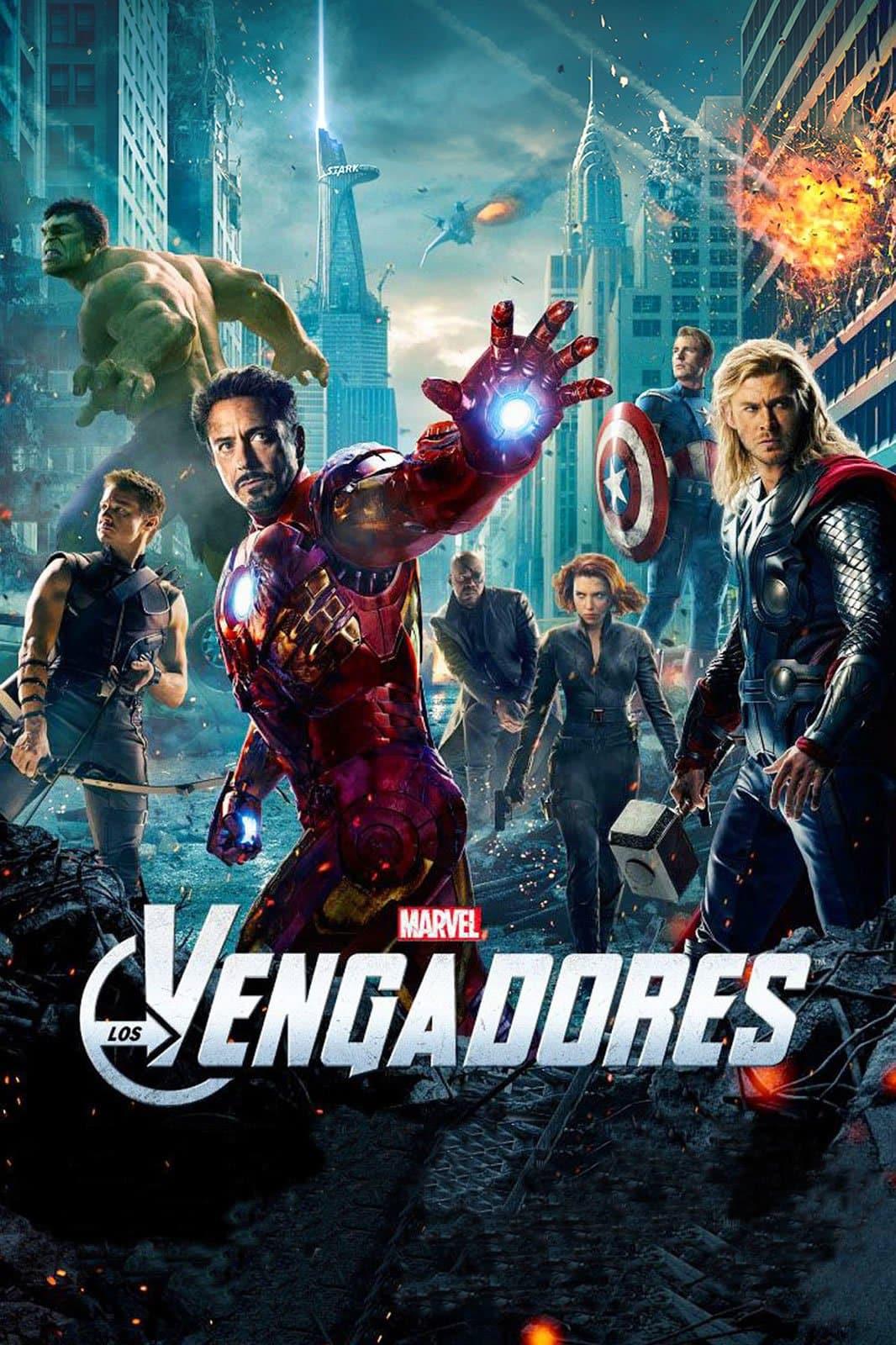 EL CAMINO HACIA VENGADORES: INFINITY WAR: Los Vengadores (2012)