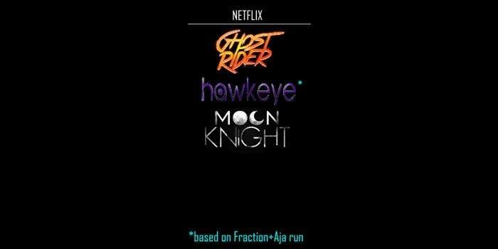 Universo Marvel en Netflix (Fase 4 y Fase 5)
