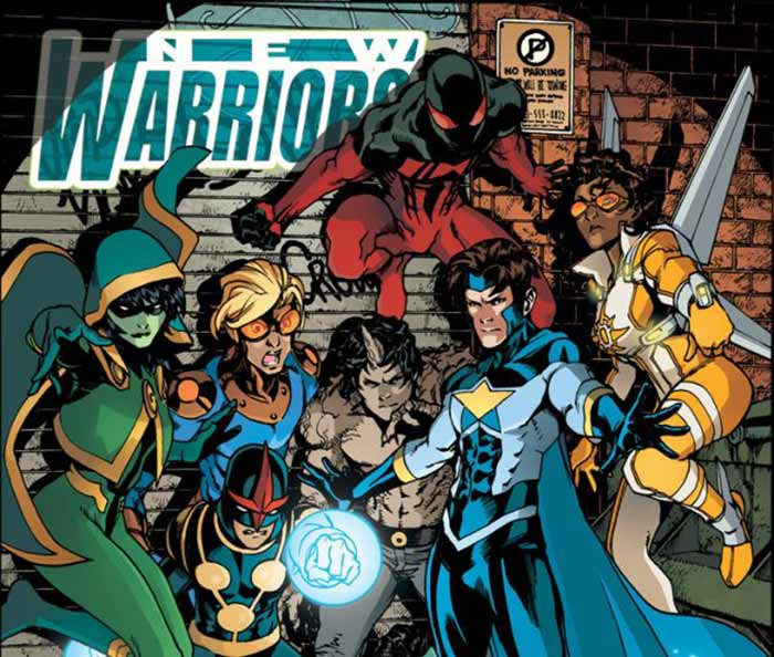 Revelada la sinopsis de 'New Warriors', la nueva serie de Marvel