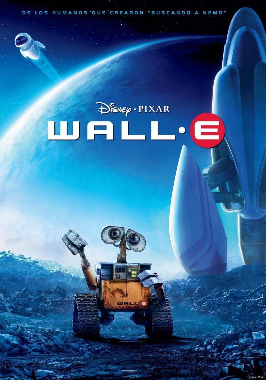 Poster de 'WALL·E'