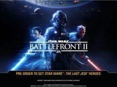 Filtrado el primer tráiler de 'Star Wars: Battlefront 2'