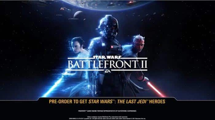 beta de 'Star Wars: Battlefront II'