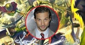Logan Marshall-Green como villano de 'Spider-Man: Homecoming' (Marvel Studios)
