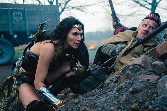 La película de Wonder Woman se ha basado en Thor