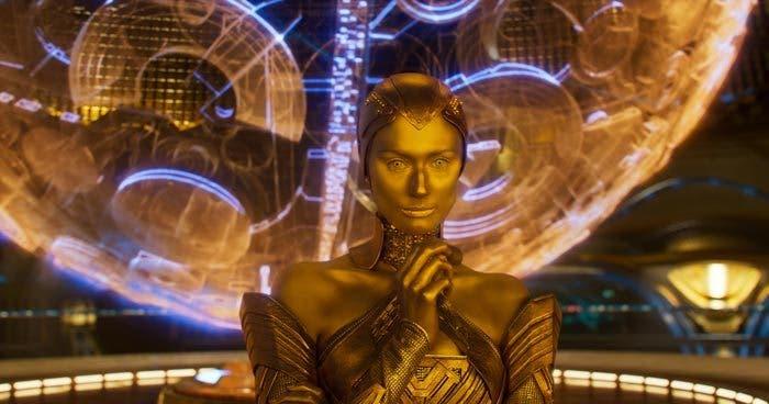 Ayesha volverá a ser la villana de 'Guardianes de la Galaxia 3'
